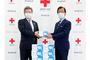 日本赤十字社へマスク4000枚寄付